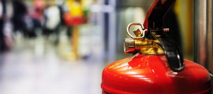 CO2 Extinguishers Image